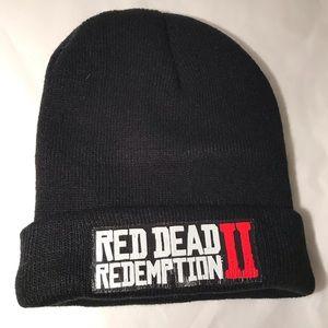 Red Dead Redemption Beanie Snow Ski Hat